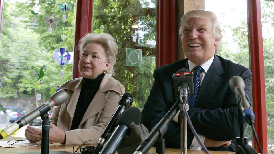 'Stop This': Trump's Sister Maryanne Barry Said She Begged Him To Delete Twitter