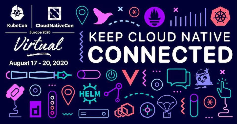 KubeCon + CloudNativeCon Europe 2020