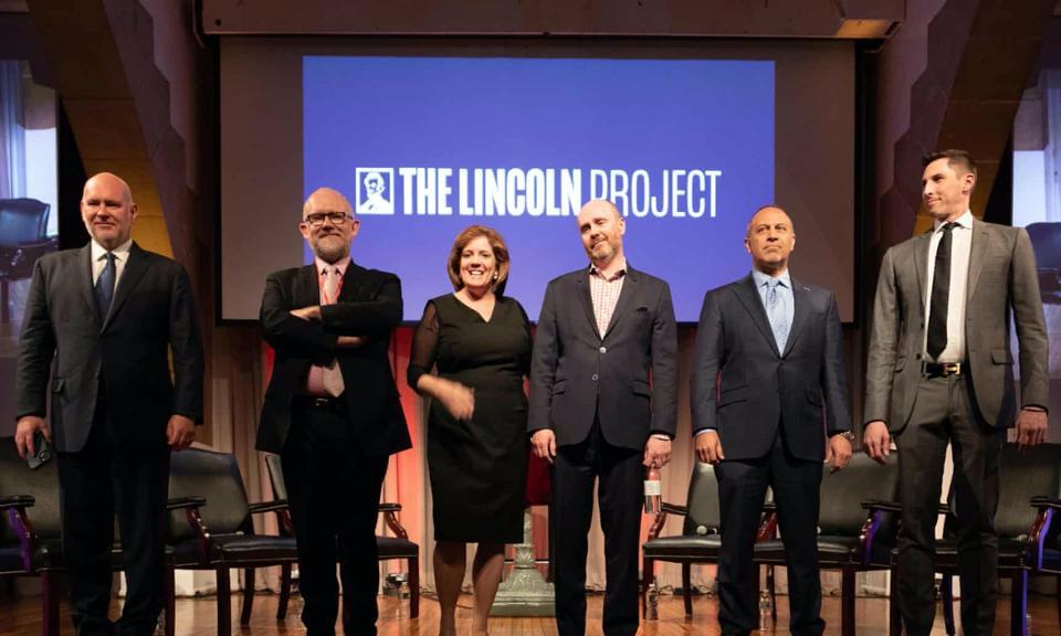 The Lincoln Project.