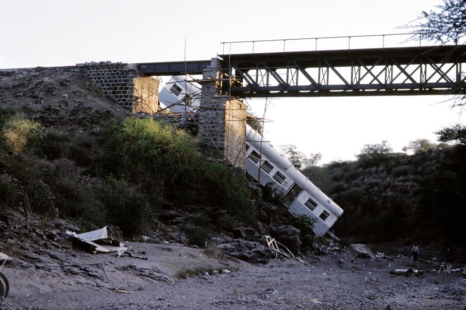 ETHIOPIA-TRAIN ACCIDENT