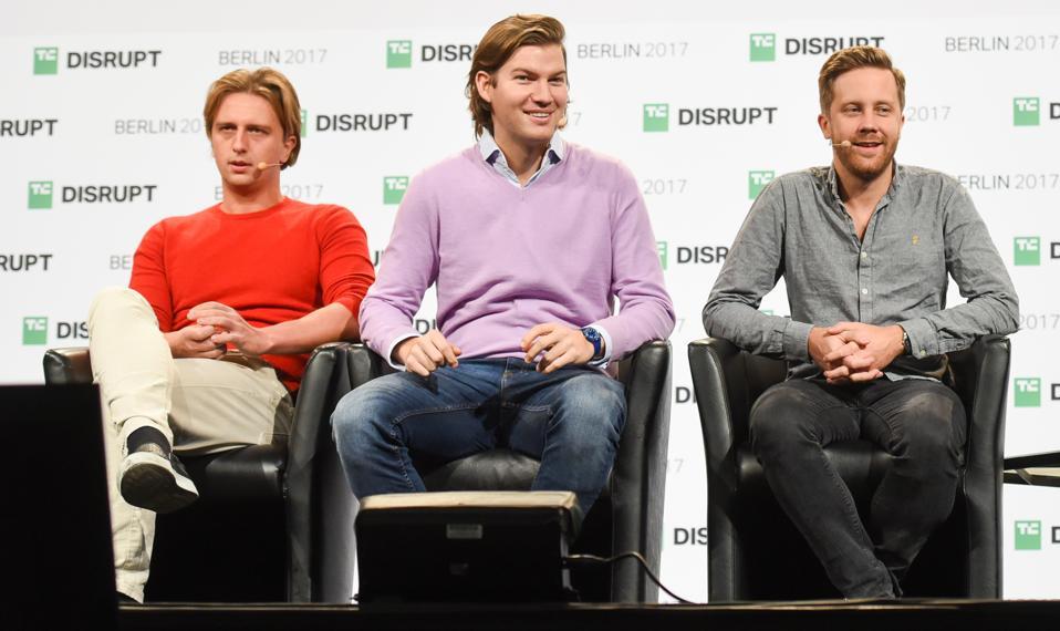 TechCrunch Disrupt Berlin - Day 2