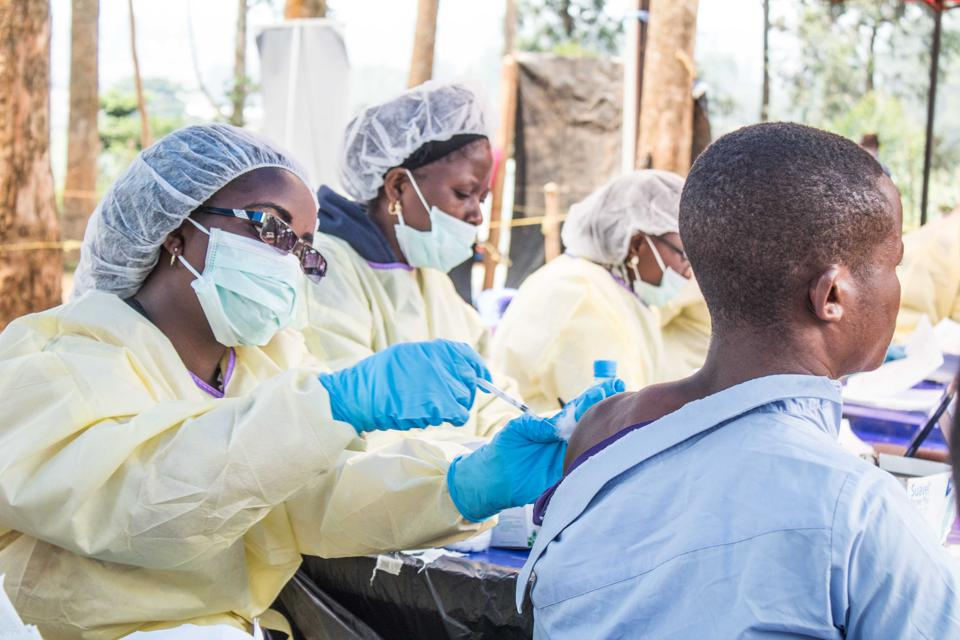 Precautions against the Ebola epidemic in Democratic Republic of the Congo