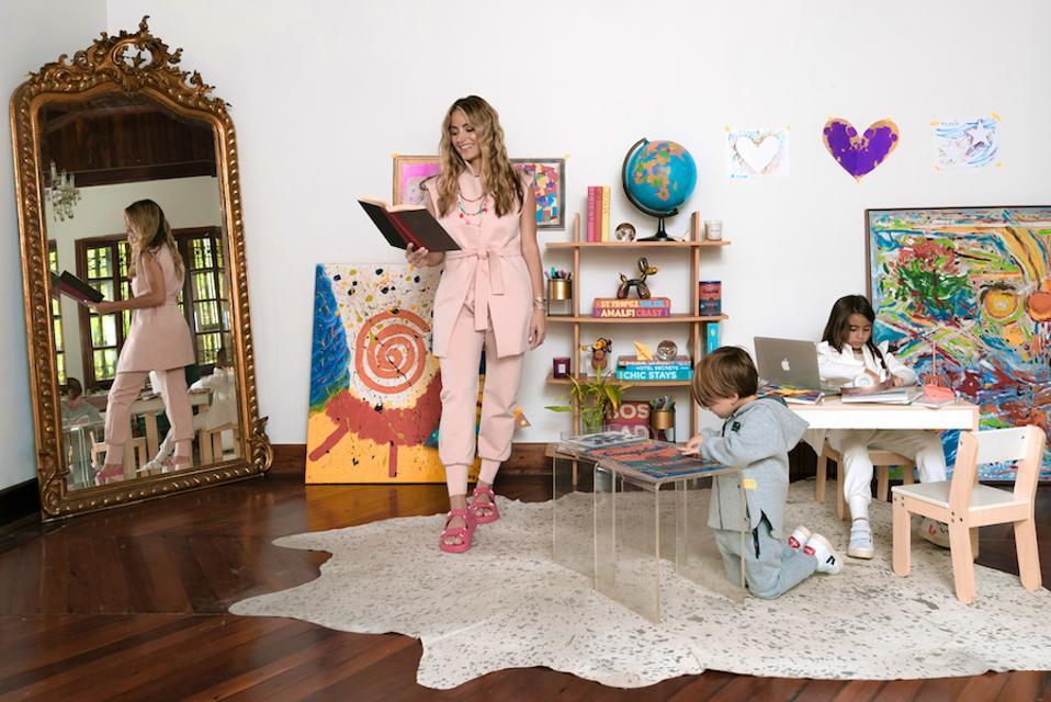 Homeschooling corner