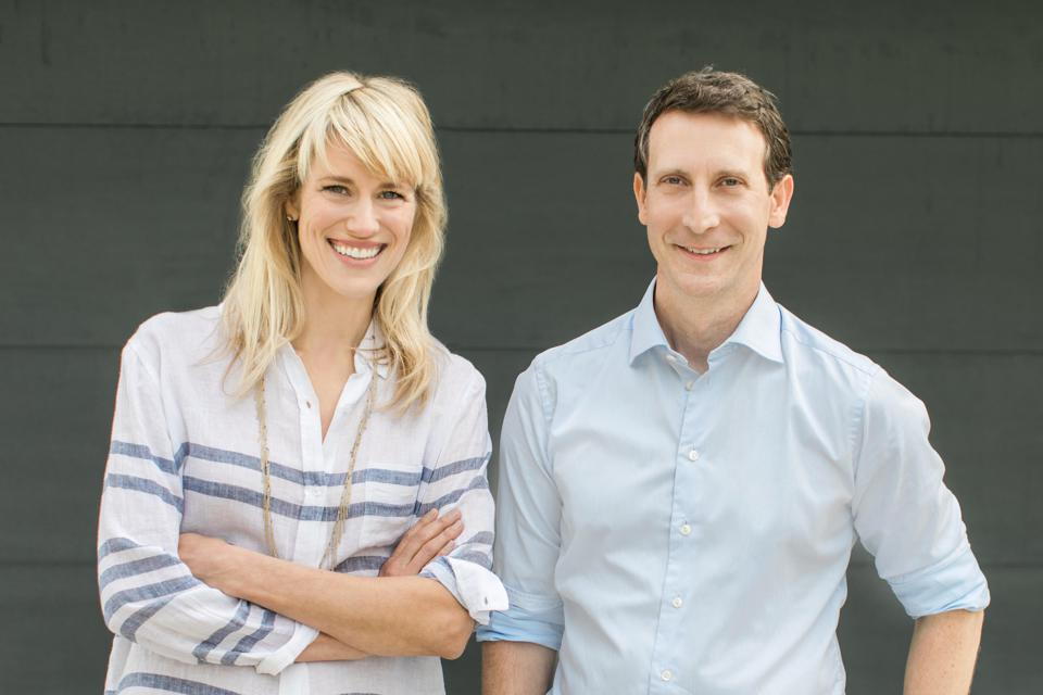 Lovevery co-founders, Jessica Rolph and Roderick Morris