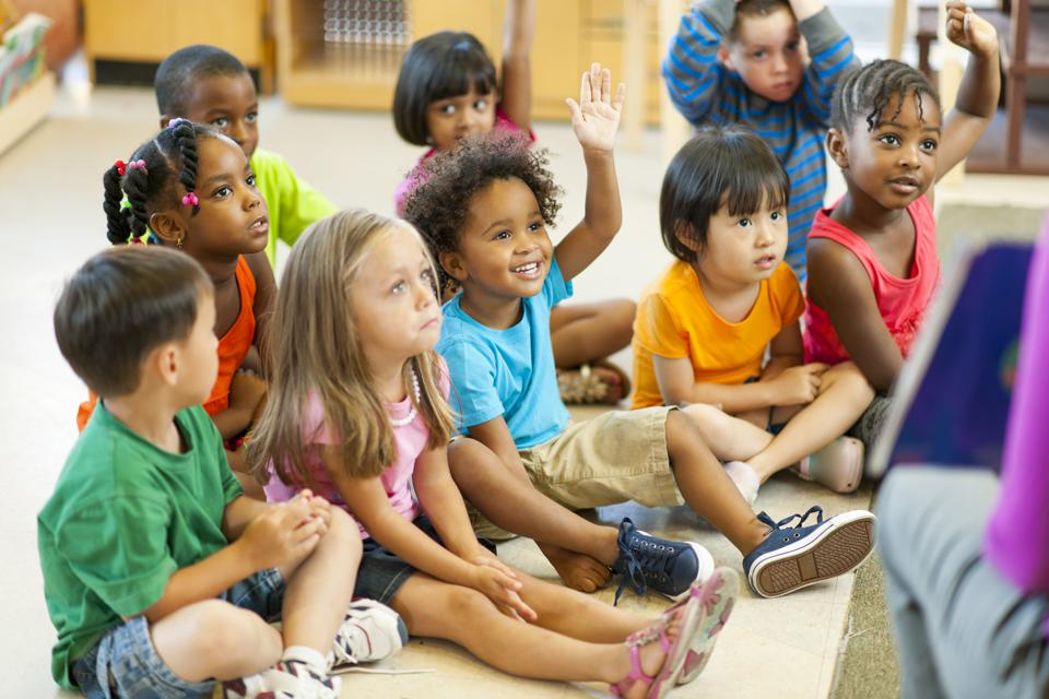 Preschoolers, childcare centers, affordable childcare