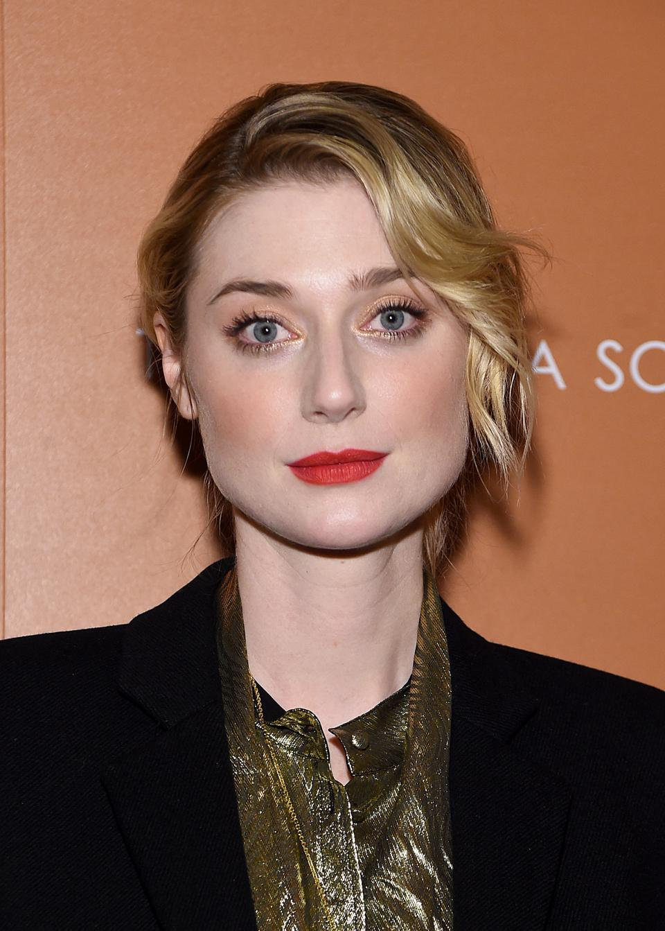 Elizabeth Debicki who will be Princess Diana in The Crown
