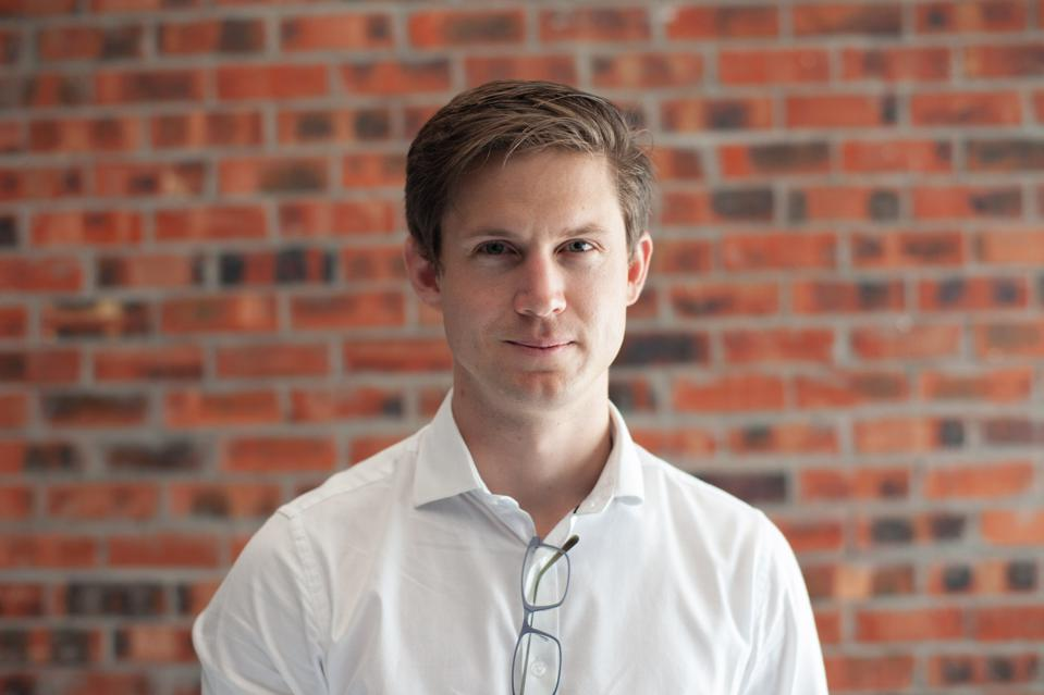 Frans Cronje, CEO and co-founder of DataProphet.