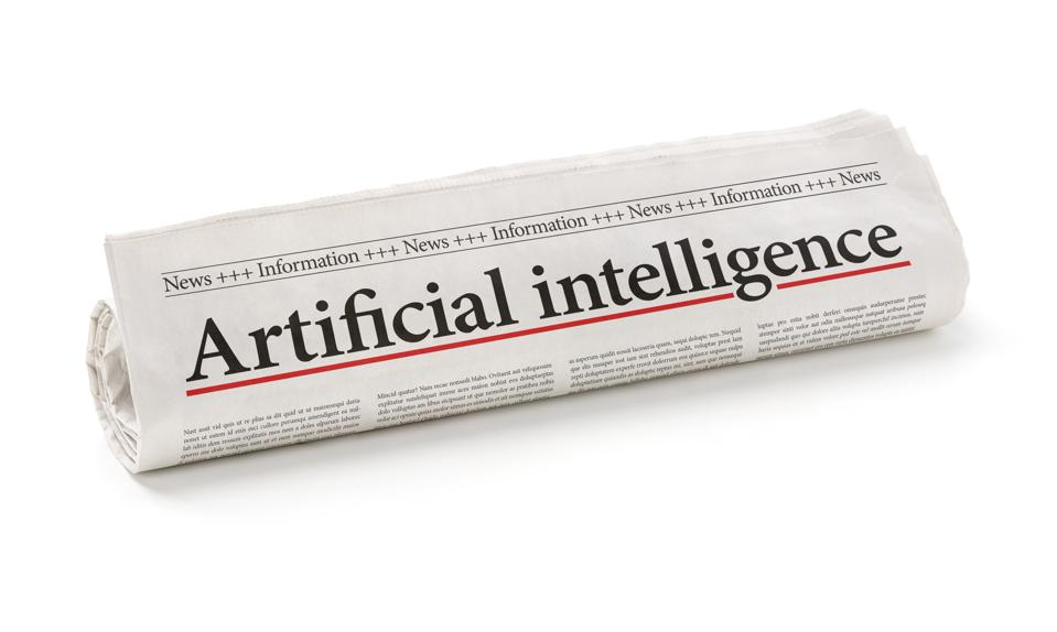 Artificial intelligence in journalism