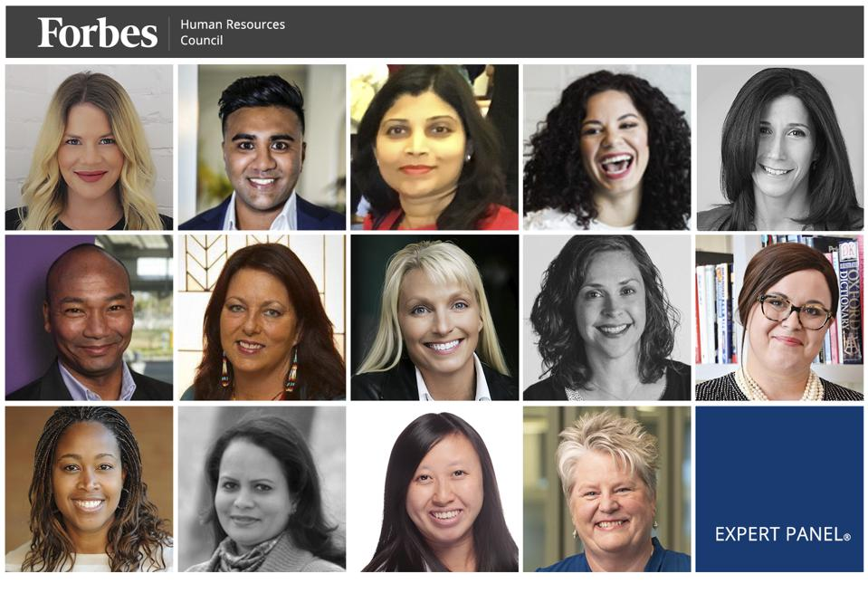 Members of Forbes Human Resources Council share diversity, equity and inclusion tips.