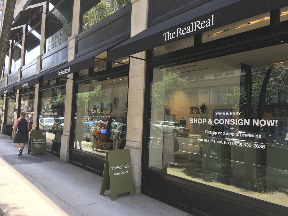 Big Business in NYC during the Phase 4 reopening - 8/17/20