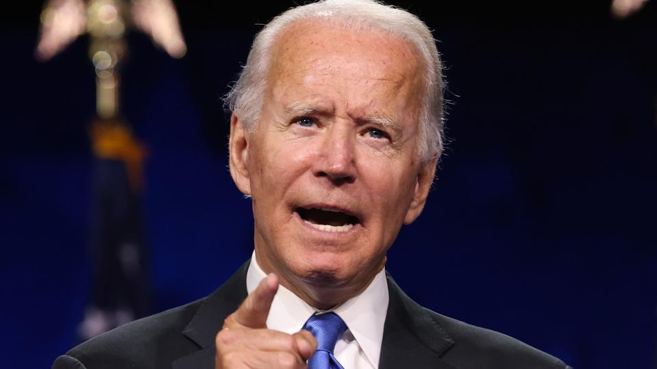 Joe Biden Calls For 'Immediate, Full And Transparent Investigation' Into Jacob Blake Shooting