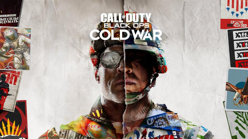 'Call of Duty Black Ops: Cold War'