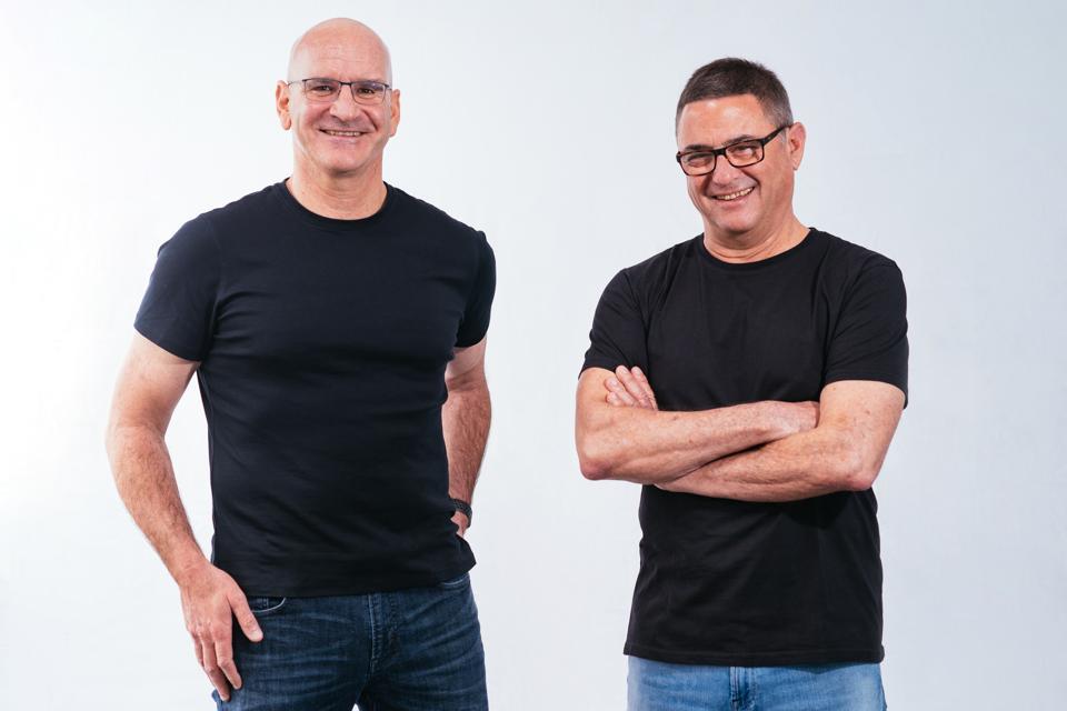 Redis Labs cofounders