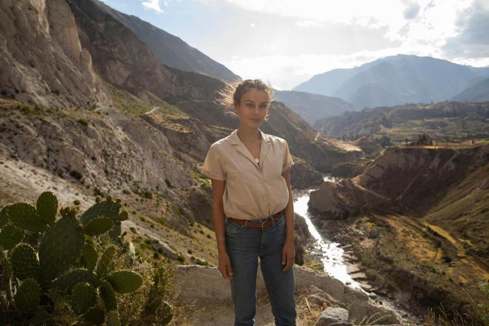 Actress Nat Kelley