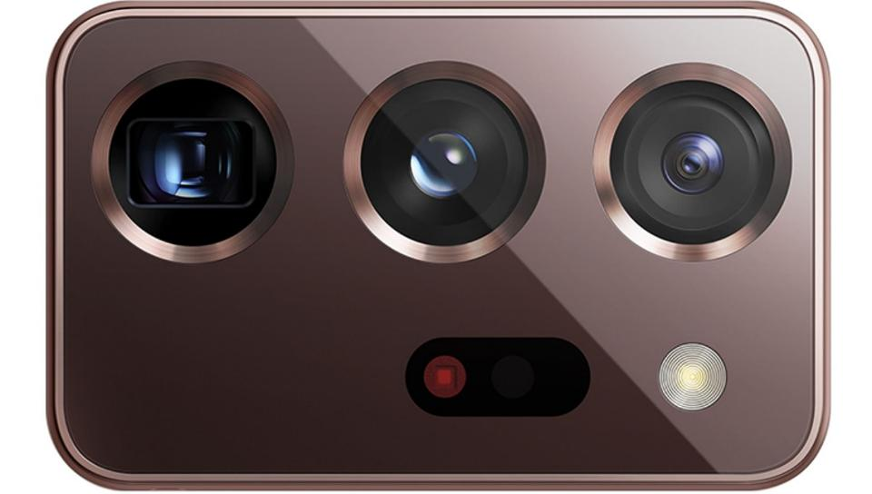 Samsung Note20 Camera