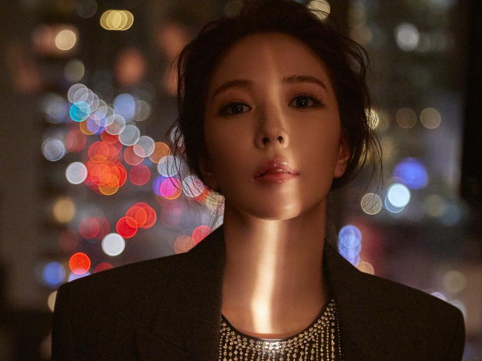 South Korean singer BoA