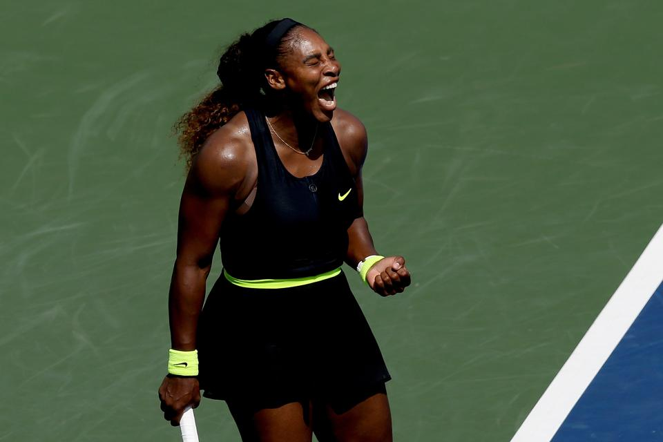 Serena Williams Left the Match But Not Her Fight   Vanity Fair