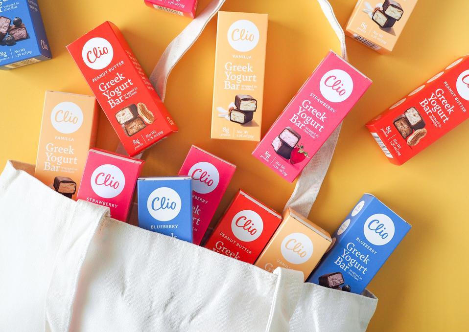 Clio Snacks raised a $8 million series C funding.