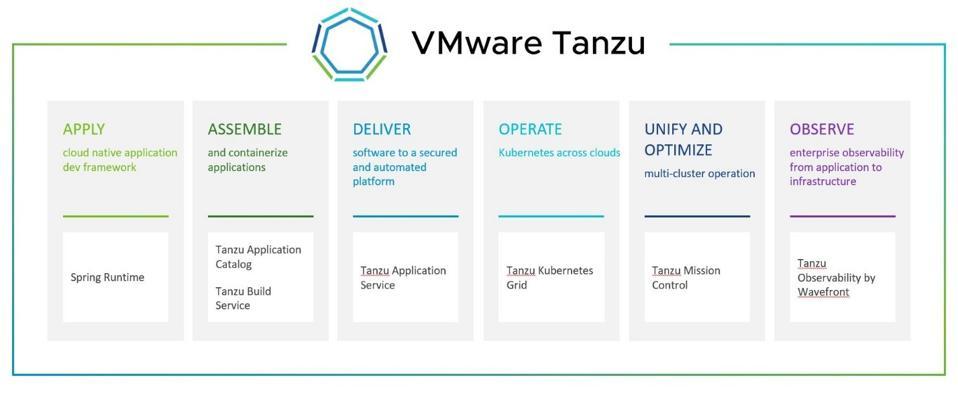 VMware Tanzu Lifecycle Management