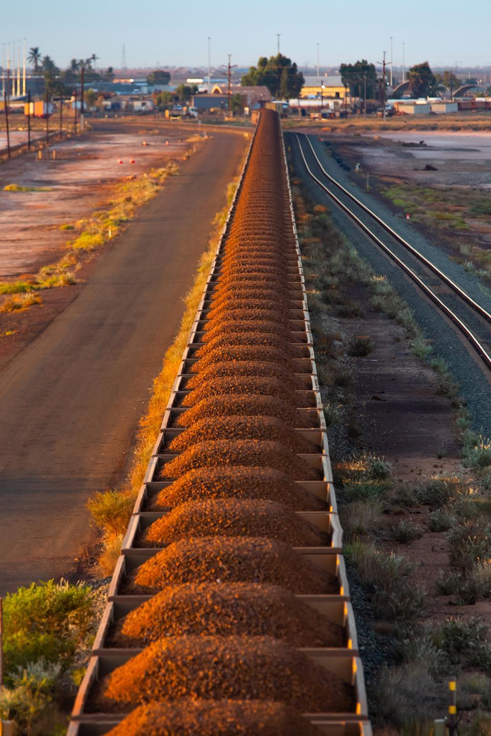 AUSTRALIA PORT HEDLAND HAULAGE 2