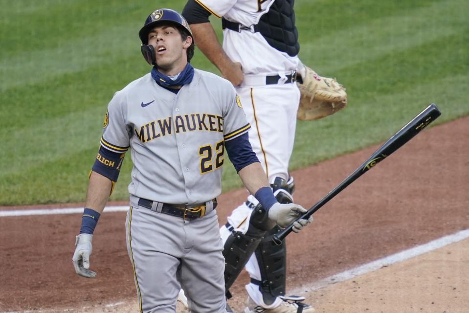 Frustration Has Been Theme Of Milwaukee Brewers' 2020 Season