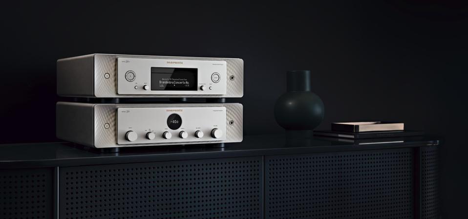 Marantz Model 30 integrate amplifier and SACD 30n