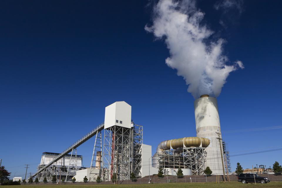 To Rid The Grid Of Coal, The Southeast U.S. Needs A Competitive Wholesale Electricity Market