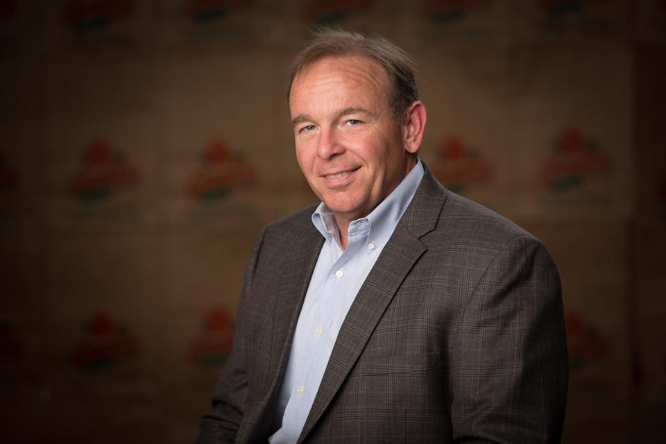 Camellia Brand CEO Vince Hayward