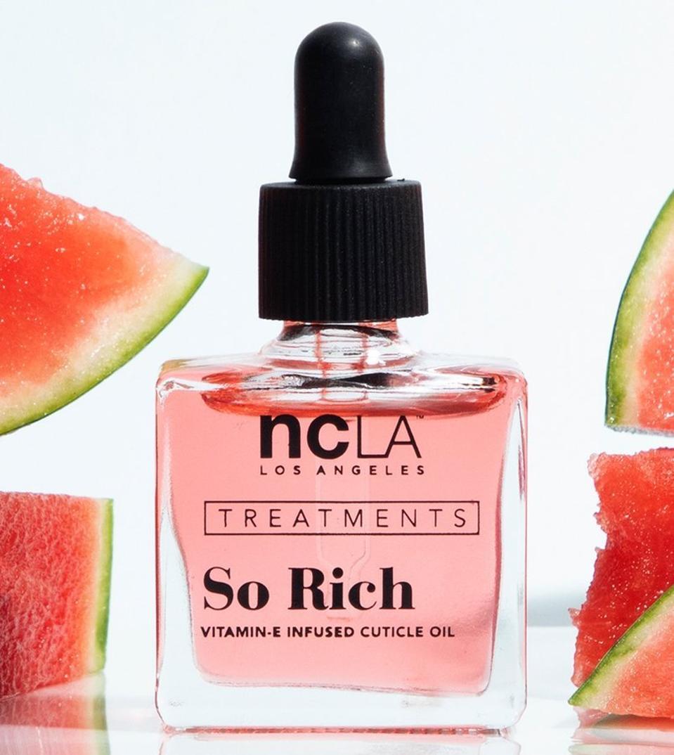 NCLA Beauty So Rich Cuticle Oil So Rich - Watermelon