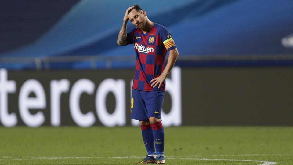 Lionel Messi Tells Fc Barcelona He Wants To Leave Club Report Claims