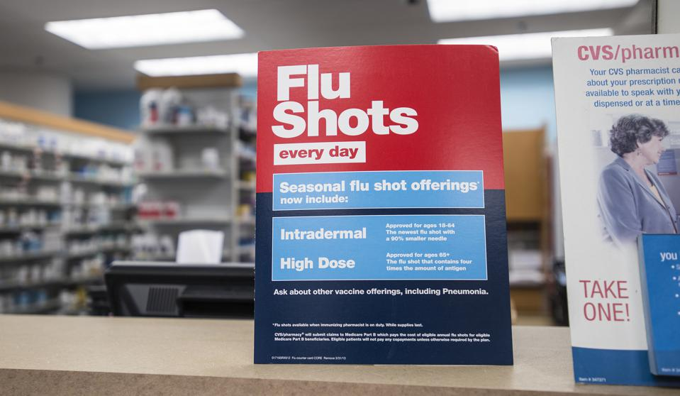 Flu Shots at CVS