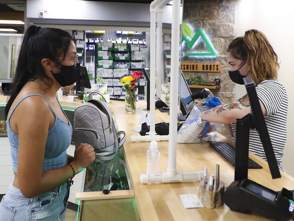 Second Pot Shop Opens Up in East Boston