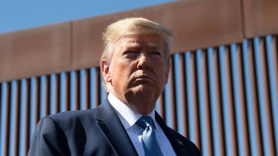 TOPSHOT-US-MEXICO-POLITICS-BORDER-IMMIGRATION