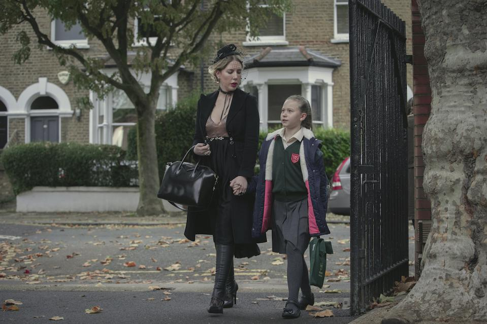 Katherine Ryan stars, writes and executive produces the new Netflix comedy series 'The Duchess' about a single mom in London navigating motherhood. New series premiering on Netflix September 2020.