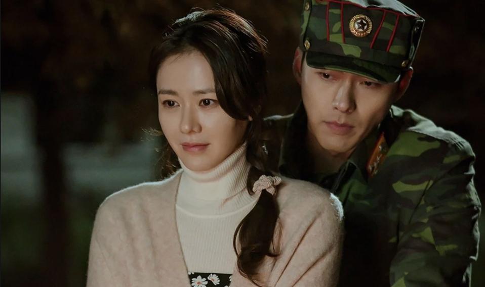 Son Ye-jin starred in 'Crash Landing On You' with Hyun Bin.