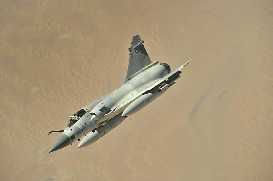 UAE, UAE AIr Force, Dassault Mirage 2000