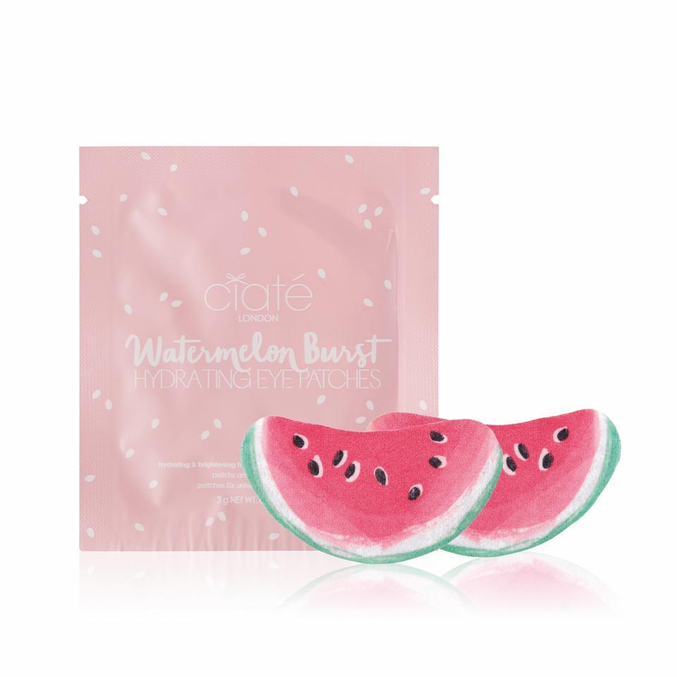 Ciaté London Watermelon Burst Hydrating Eye Patches