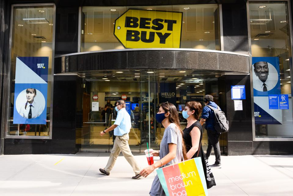 Best Buy and Health and technology