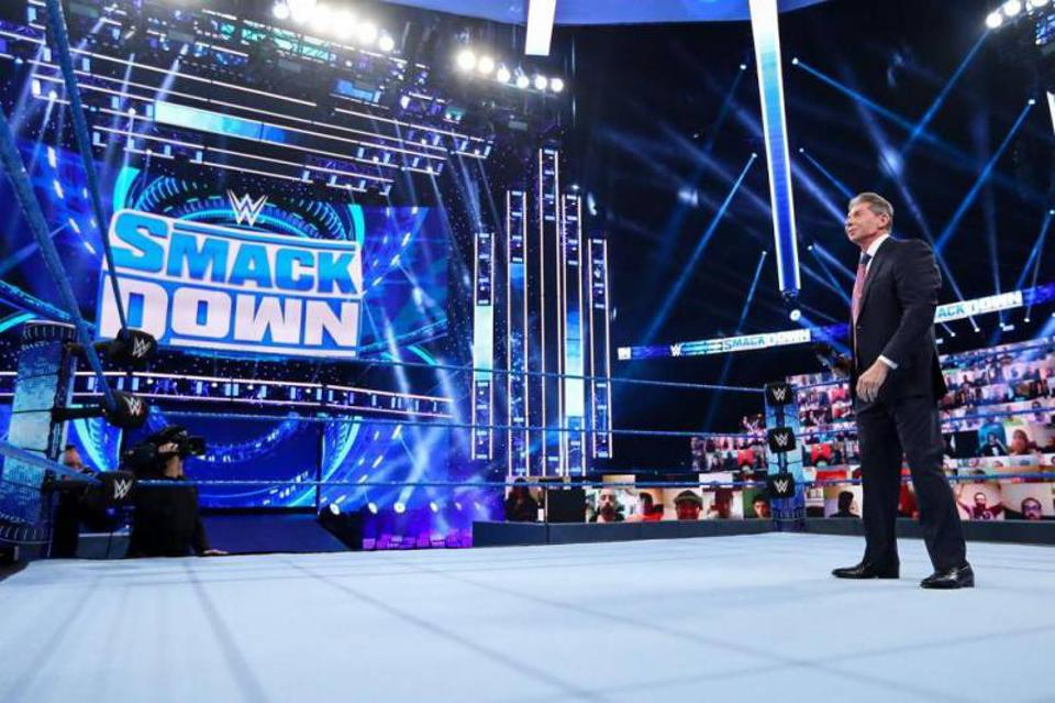 WWE Responds To 'Abhorrent' Fan Behavior Inside ThunderDome