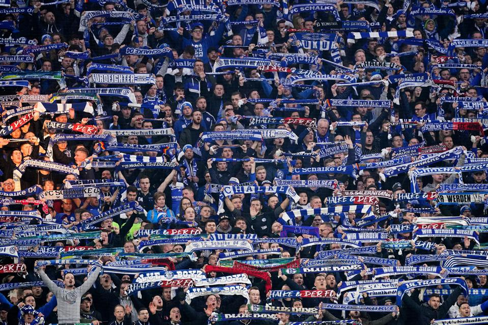 Schalke 04 v SC Freiburg - German Bundesliga