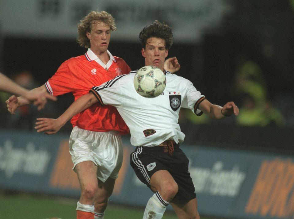 EURO '96: Zweikämpfe Ziege-Cruyff im Viertelfinale möglich
