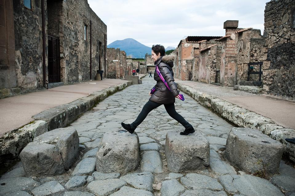Pompeii Archaeological Site