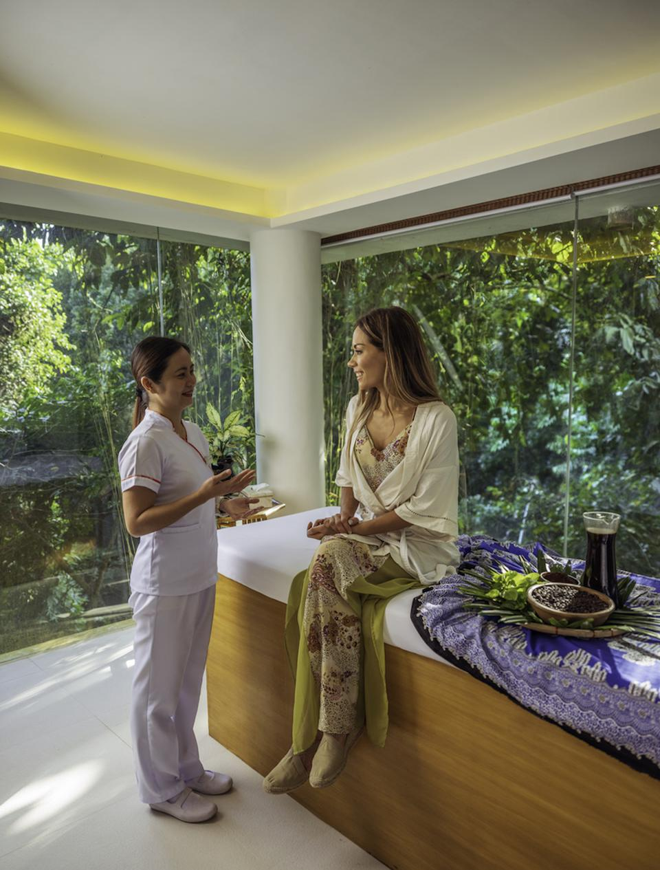 The Farm at San Benito offers a unique range of holistic immune boosting treatments