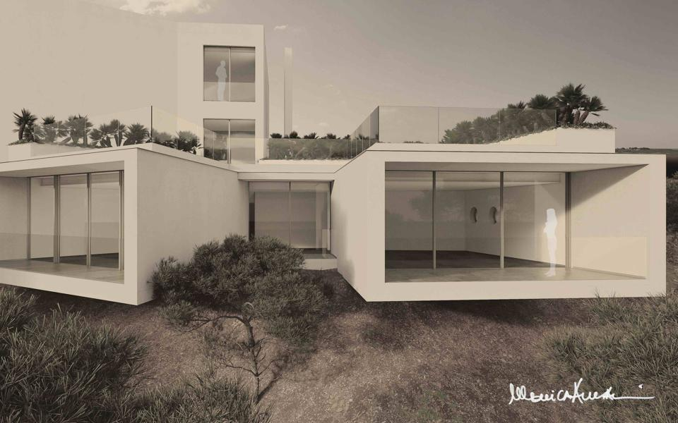 Morning Breeze, a one-off designer villa in the Costa Blanca for Somium Properties