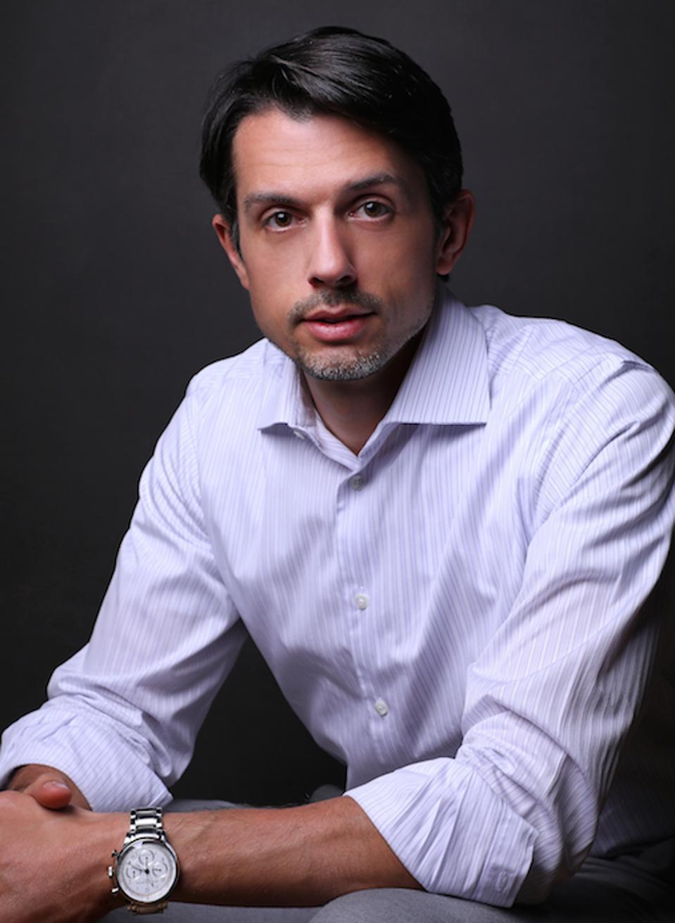 Partner of HBA EMEA, architect David T'Kint