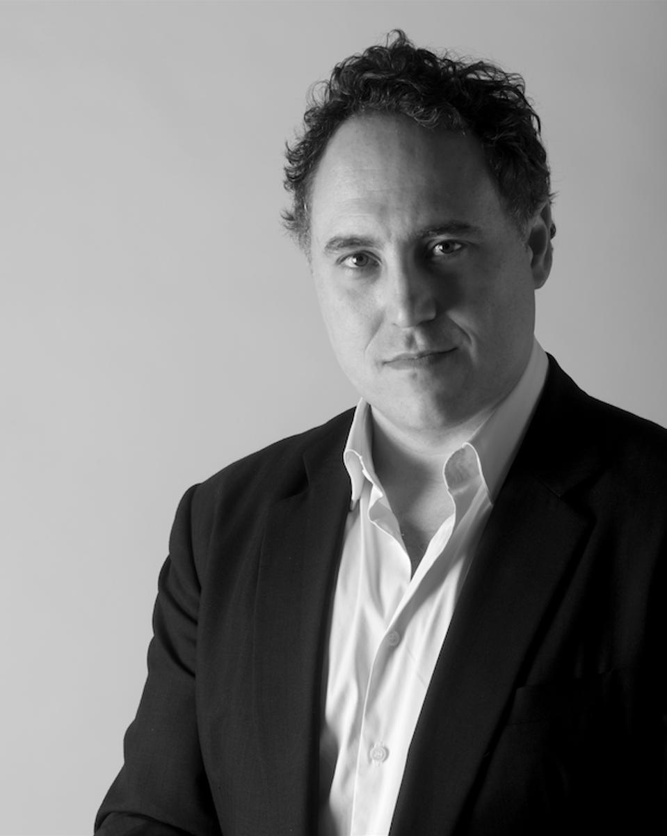 Principle designer for Oppenheim Architecture, Chad Oppenheim