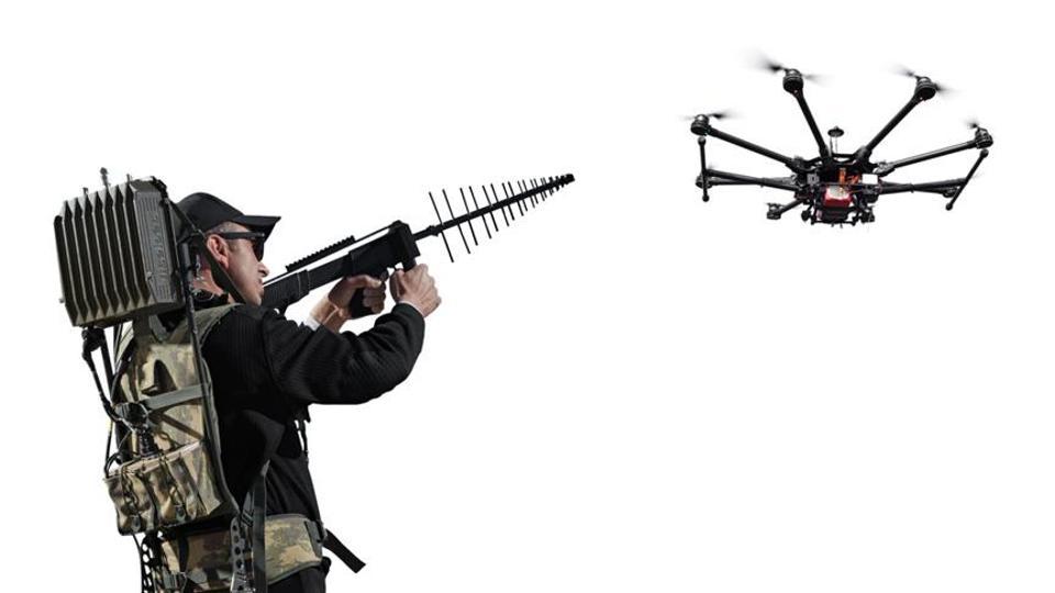 Anti-drone weapon