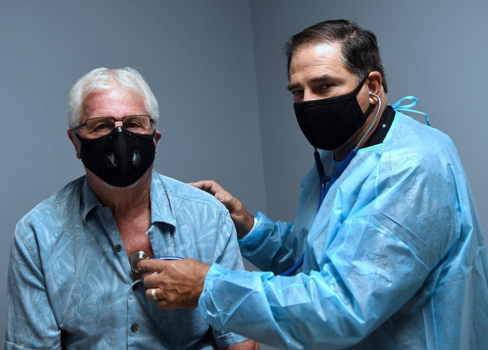 Moderna COVID-19 Vaccine Trial Underway in DeLand, Florida