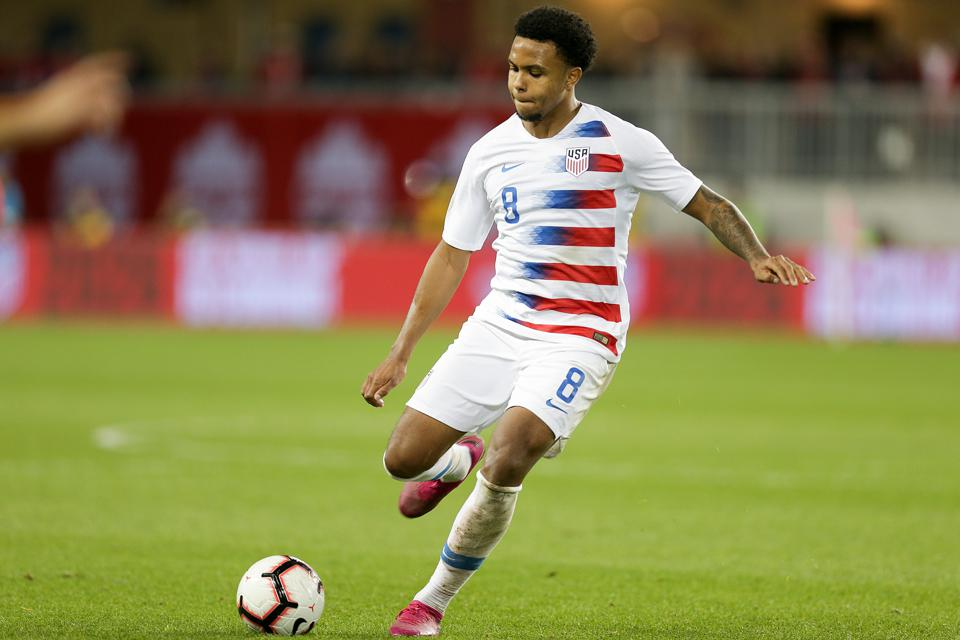 Usmnt Star Weston Mckennie Could Be About To Join Juventus