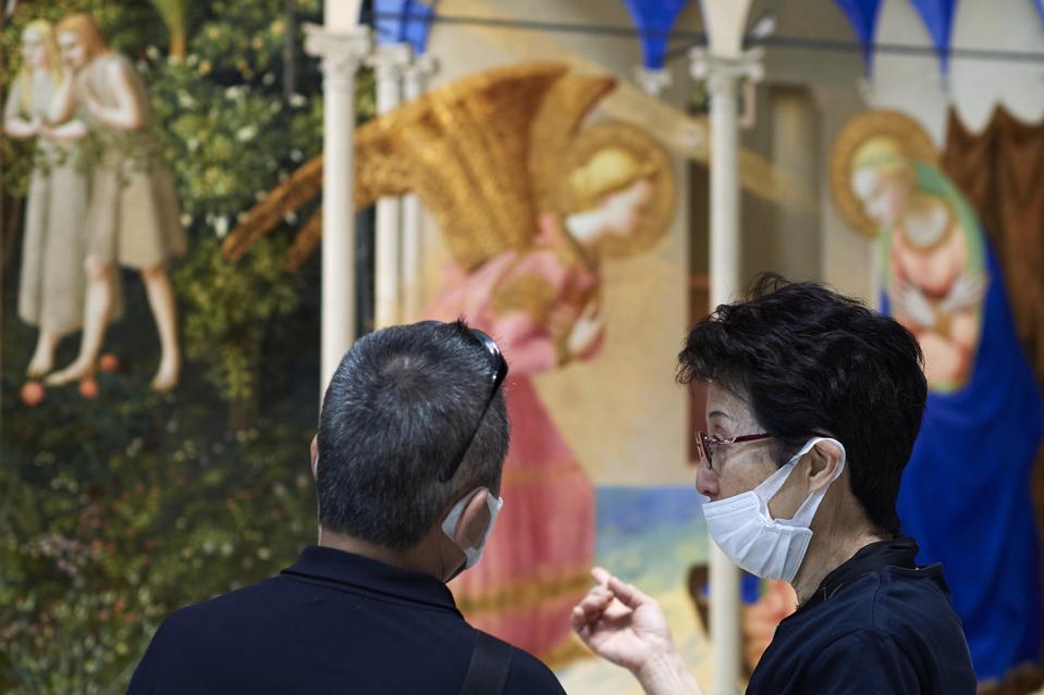 'El Prado' Museum Reopens In Madrid